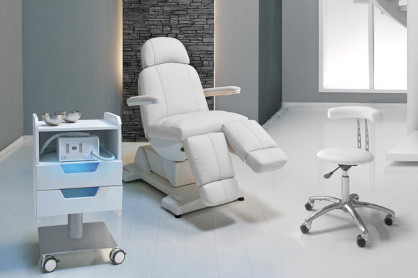 Gharieni podiatry and chiropody chair SPL podo soft